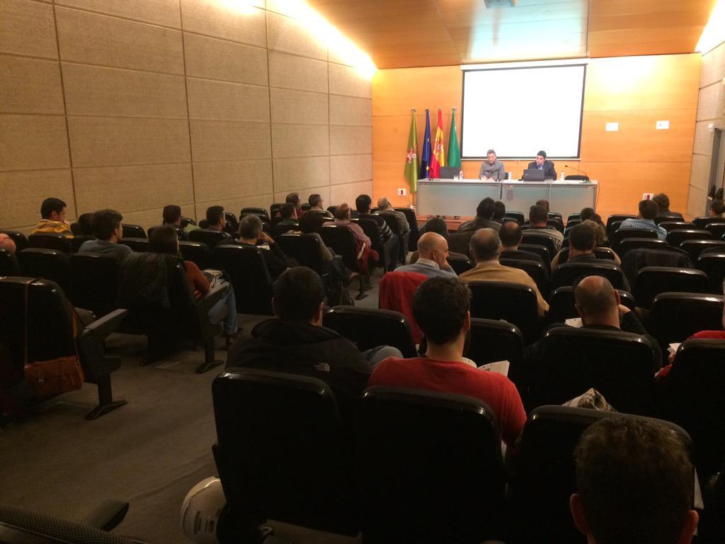 Curso GEM Granada 2015