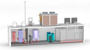 electrolizador de h2b2